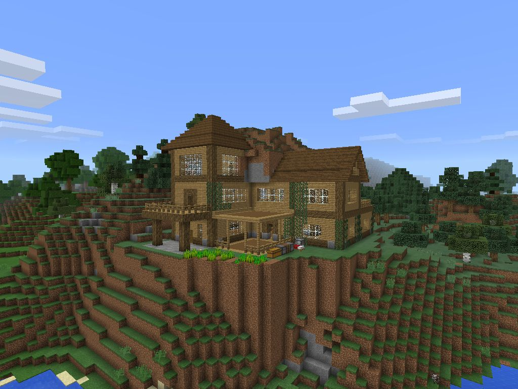 My Best Survival Houses I Have Ever Made Minecraft