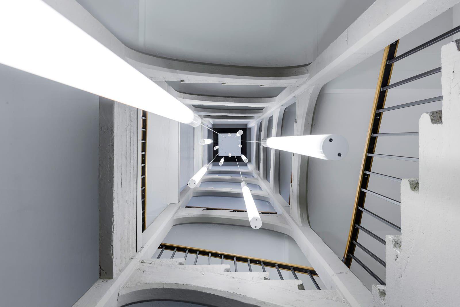 15 Trucchi Per Una Stanza Piu Grande Menzi Burgler Architekten Gasser Derungs Conversion Of The Predigerchor Zentralbibliothek Zurich Interior Lighting Interior Home Decor