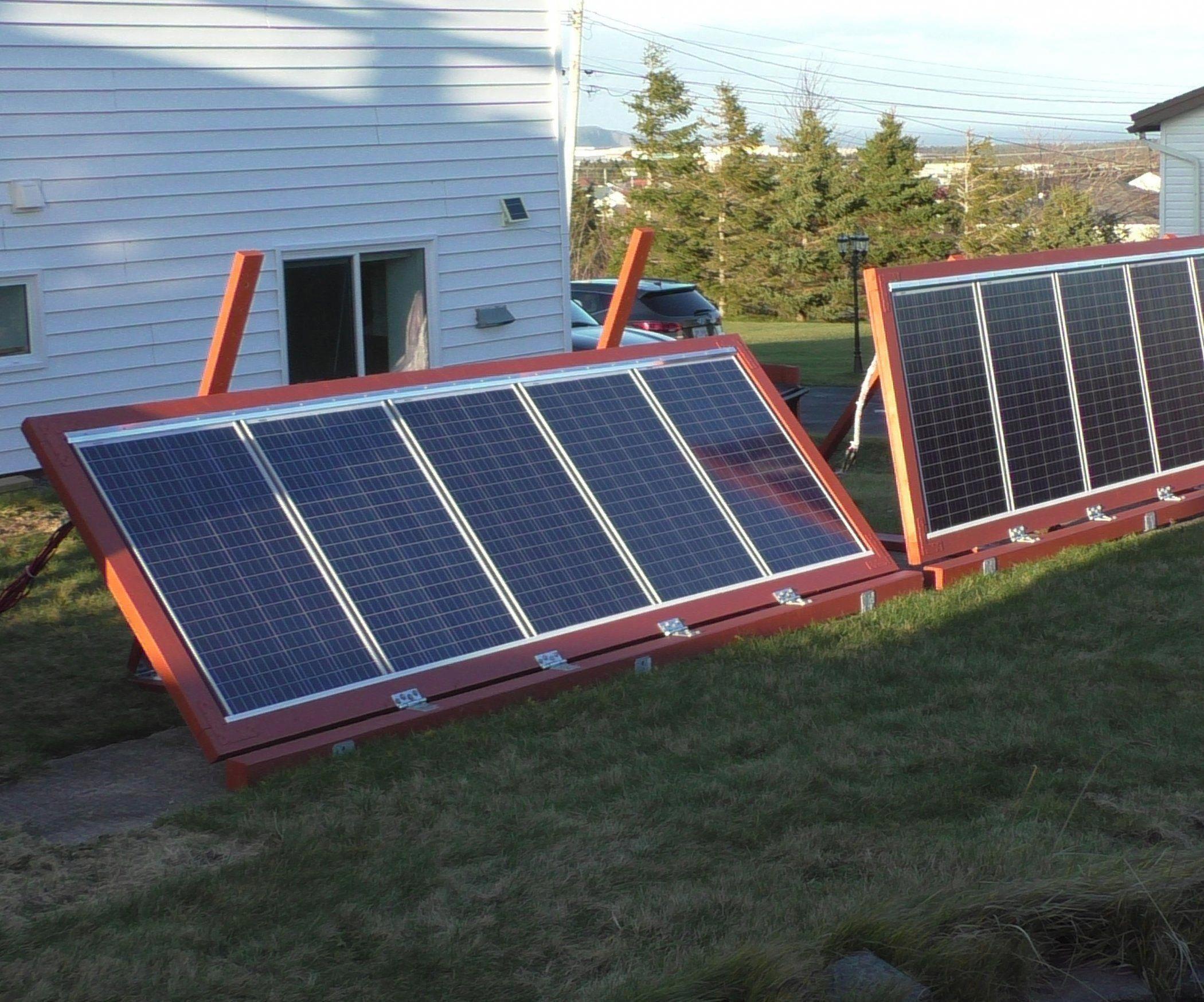 Ground Mounted Solar Panels With Adjustable Angles Solarpanels Solarenergy Solarpower Solargenerator Solarp In 2020 Best Solar Panels Solar Panels Solar Energy Panels