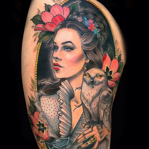 beautiful #tattoo by Sam Smith