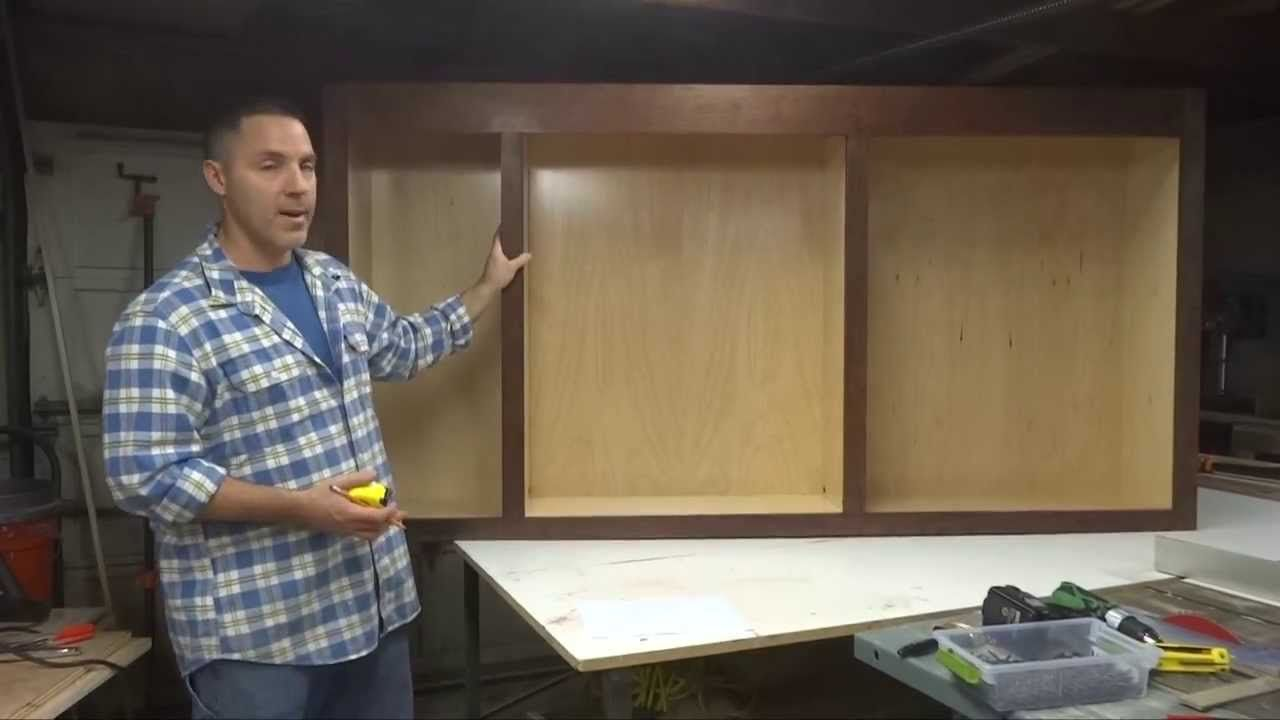 how to build your own kitchen cabinets part 4 how to build your