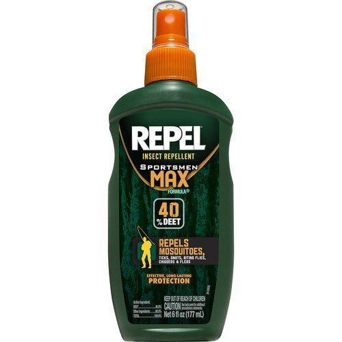 pest control products repel 94101 6ounce sportsmen max insect repellent 40percent deet pump spray case - Pest Control Products