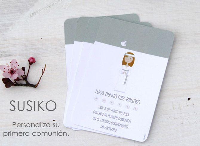Recuerdos de Primera Comunión en @susiko2 #PrimeraComunión http://bit.ly/1MMDMtJ