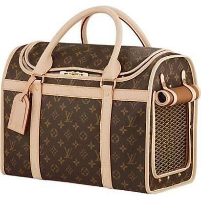 4294408e6ca1 Louis Vuitton Monogram Sac Chien as seen on Ciara