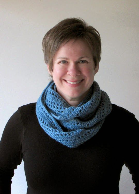 Cumquats & Quinces: Lilly Pilly Infinity Scarf