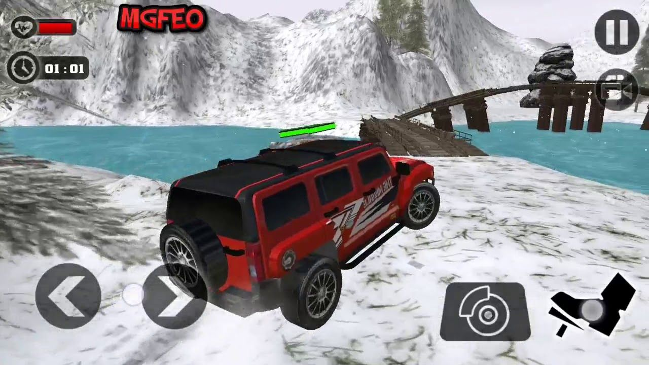 Offroad Luxury Prado Driving Best Android Game Play 2020 In 2020 Best Android Games Best Android Games To Play