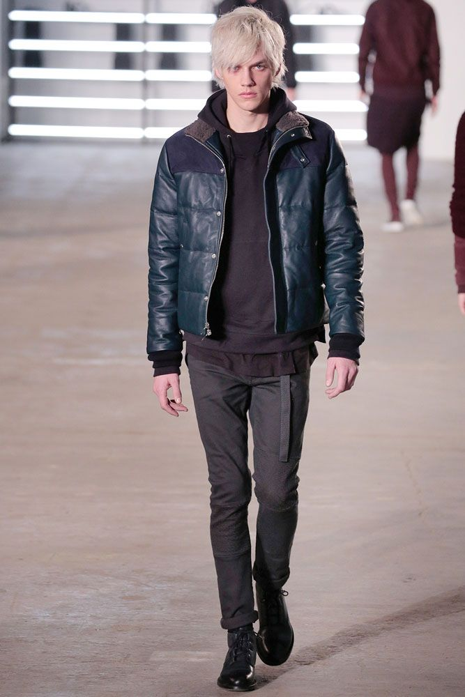 #LIVE John Elliot #Menswear FW16 #NewYork  #nyfw #fashionshow John Elliott #johnelliott