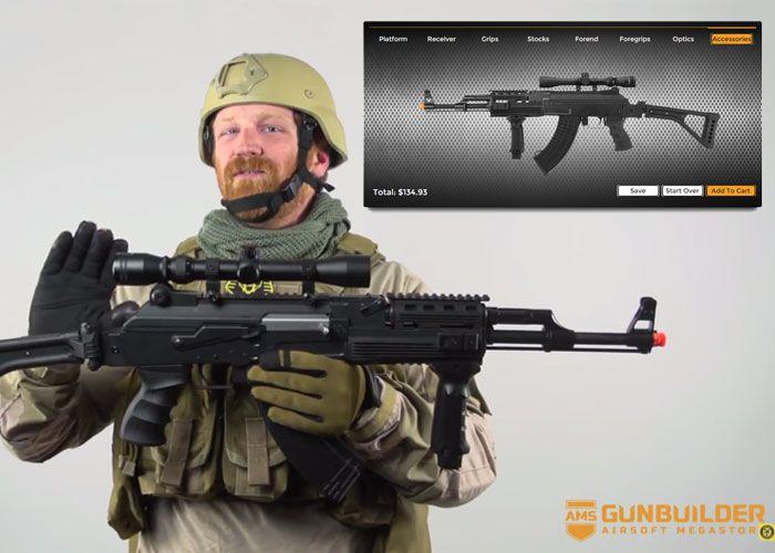 the airsoft megastore gun builder ak platform gets activated