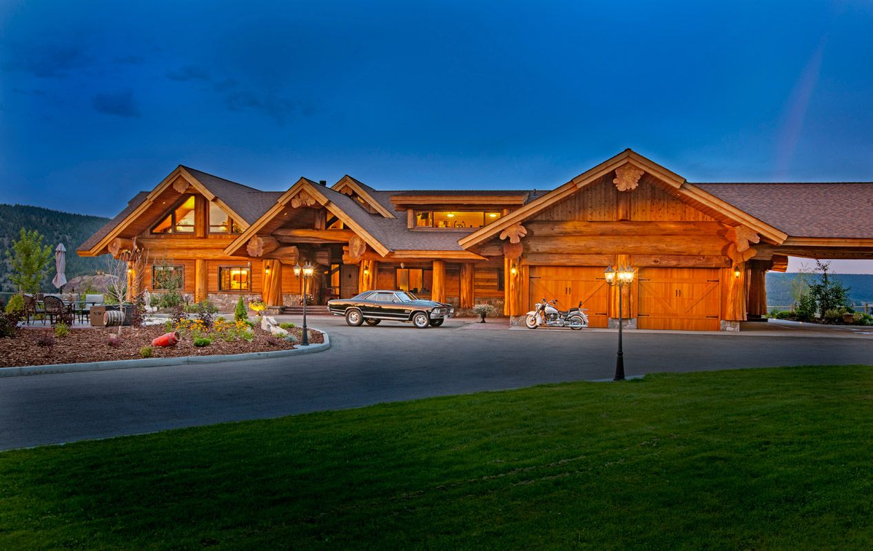 Your home for vacation amp prosperity - Prosperity Ridge Home Pioneer Log Homes Of Bc Loghome Customloghome Luxuryloghome Log Post Beam Homes Pinterest Logs Cabin And Log Cabins