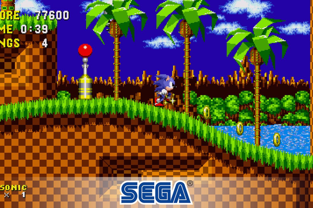 Sega Brings Genesis Classics Like Sonic And Streets Of Rage To Amazons Fire Tv Sonic Sonic The Hedgehog Classic Games
