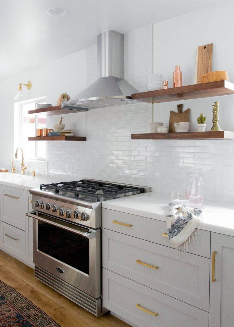 Unique glossy white kitchen cabinets only in indoneso.com ...