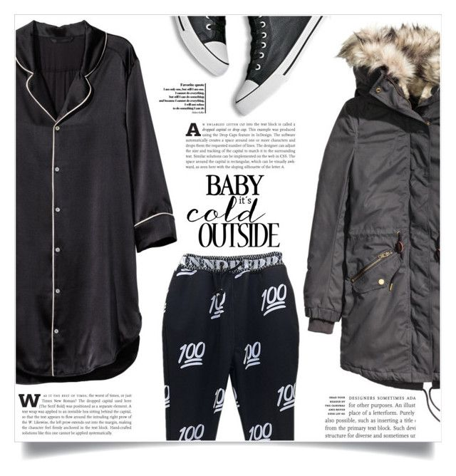 """Winter go AWAY vol.2"" by dolly-valkyrie ❤ liked on Polyvore featuring H&M"