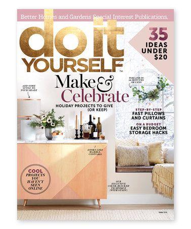 07f68804387c81c78e27f5cddde4cfdb - Better Homes And Gardens Make It Yourself Magazine