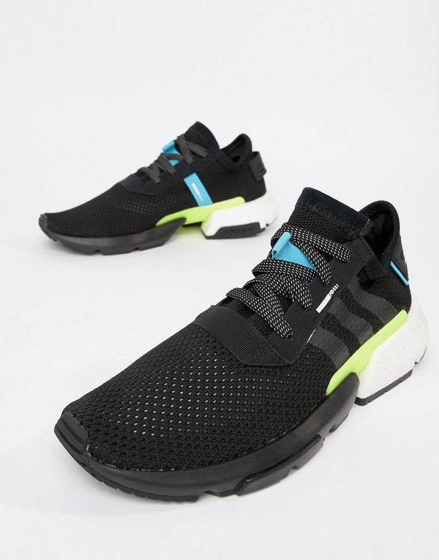 ADIDAS ORIGINALS POD-S3.1 SNEAKERS IN BLACK AQ1059 - BLACK.   adidasoriginals  shoes   17acc649fc