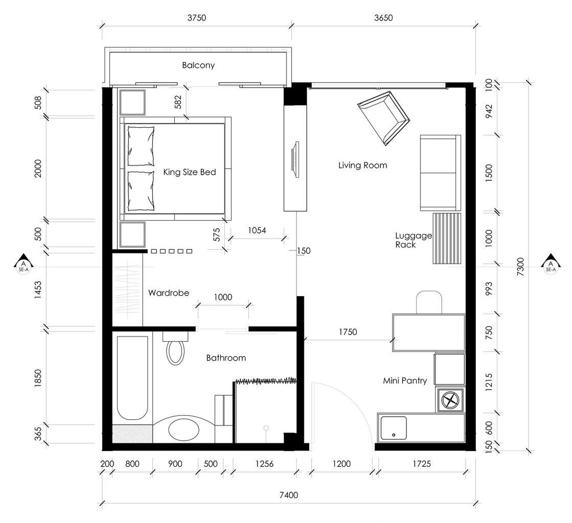 Hotel Room Plan Google Search Hotel Room Plan Small Hotel Room Hotel Room Design Plan