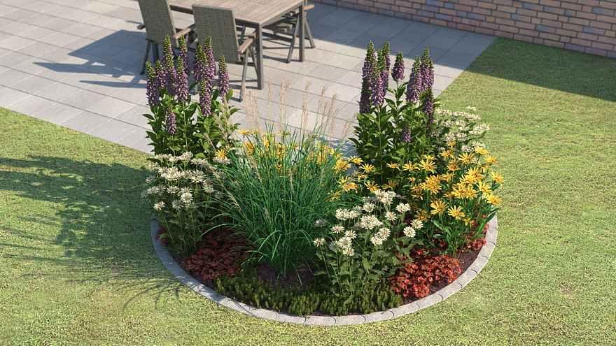 Gestalten Sie Ihr Beet Mit Professioneller Unterstutzung Obi Beetplaner Garten Pflanzen Blumenbeet Gestalten Garten Hochbeet