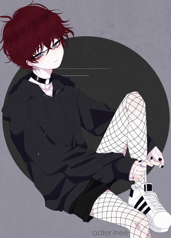 Que Hermosa Textura Trucha By Xuwva Anime Drawings Boy Cute Anime Guys Cute Anime Character