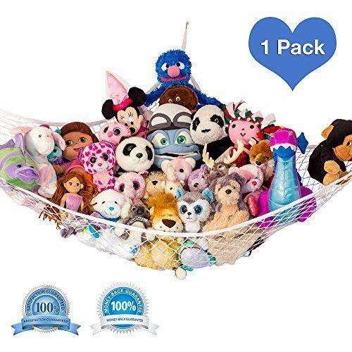 "Lillys Love, ""Stuffie Party Hammock"" For Your Stuffed Animal Net Friends. Spans 82""x50""x50"", http://www.amazon.com/dp/B01CO8HI1O/ref=cm_sw_r_pi_awdm_pcJwxb1YW8PEC"