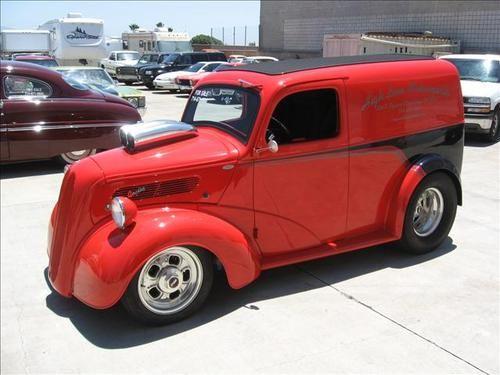1948 Anglia All New Less Than 1k Miles Since Restoration Brea Ca Hot Rod Trucks Street Rods For Sale Cool Trucks