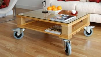 5 ideias para transformar pallets velhos em móveis
