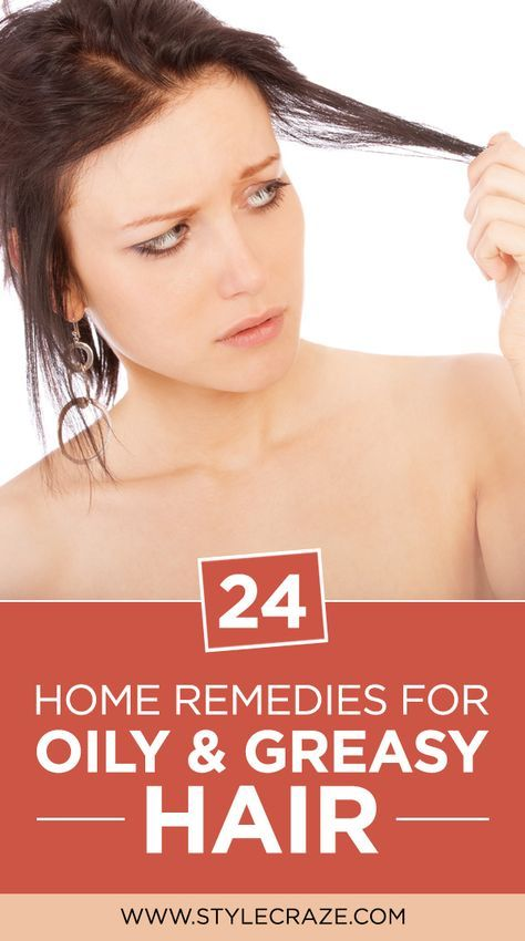 How To Get Rid Of Oily Scalp And Hair: 16 Home Remedies
