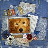 A Project by scrappyhappymom3 from our Scrapbooking Gallery originally submitted 05/07/12 at 01:29 PM