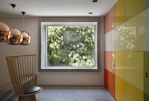 Guilherme Torres aplica muita cor na decoração