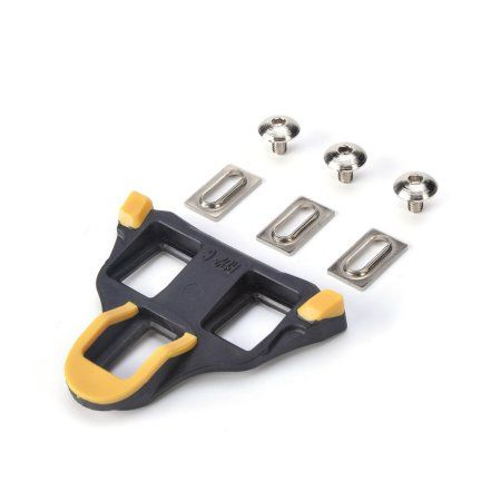 Road Bike Cleats Float Self-locking Cycling Pedals Cleat Bike Accessories Y