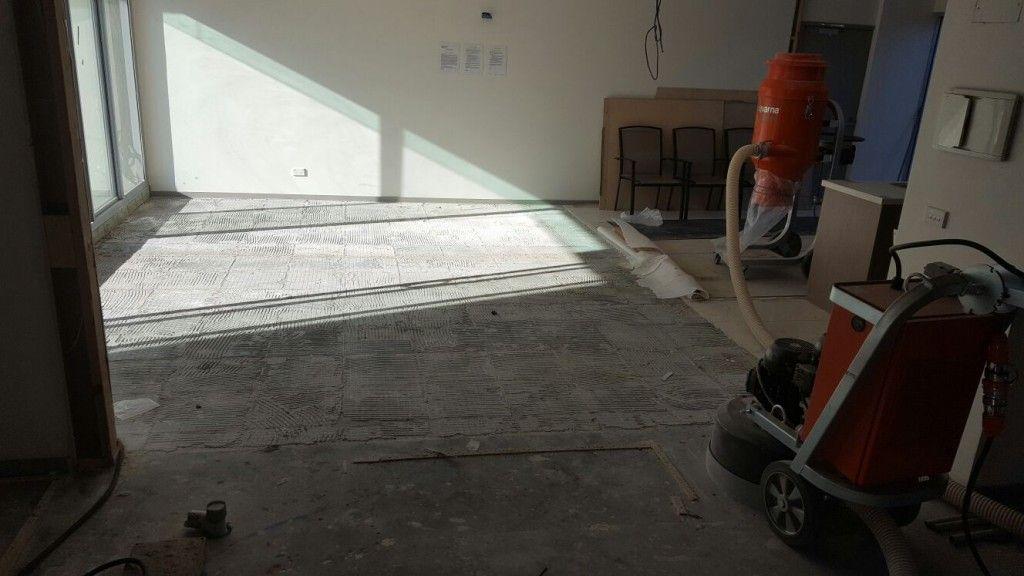 Tile Glue Removal Tile Glue Removal Melborne Concrete