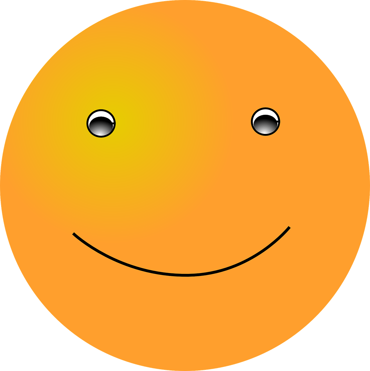 Gratis Obraz Na Pixabay Buzka Emotikon Wyrazenie Public Domain Clip Art Smiley Art Images