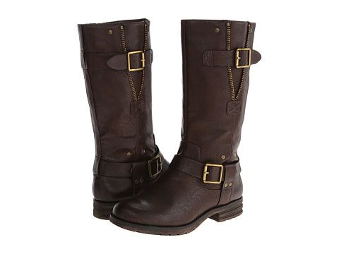 Naturalizer Ballona Wide Shaft Brown Wide Shaft Smooth - Zappos.com Free  Shipping BOTH Ways