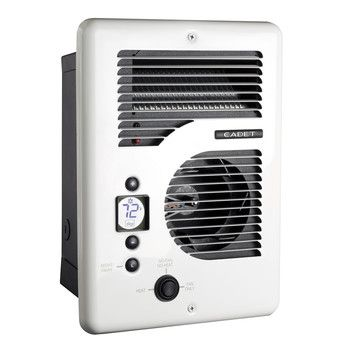 Com Pak Series Energy Plus Multi Watt 120 240 Volt Electric Fan Wall Heater In 2020 Space Heater Heater Best Electric Garage Heater