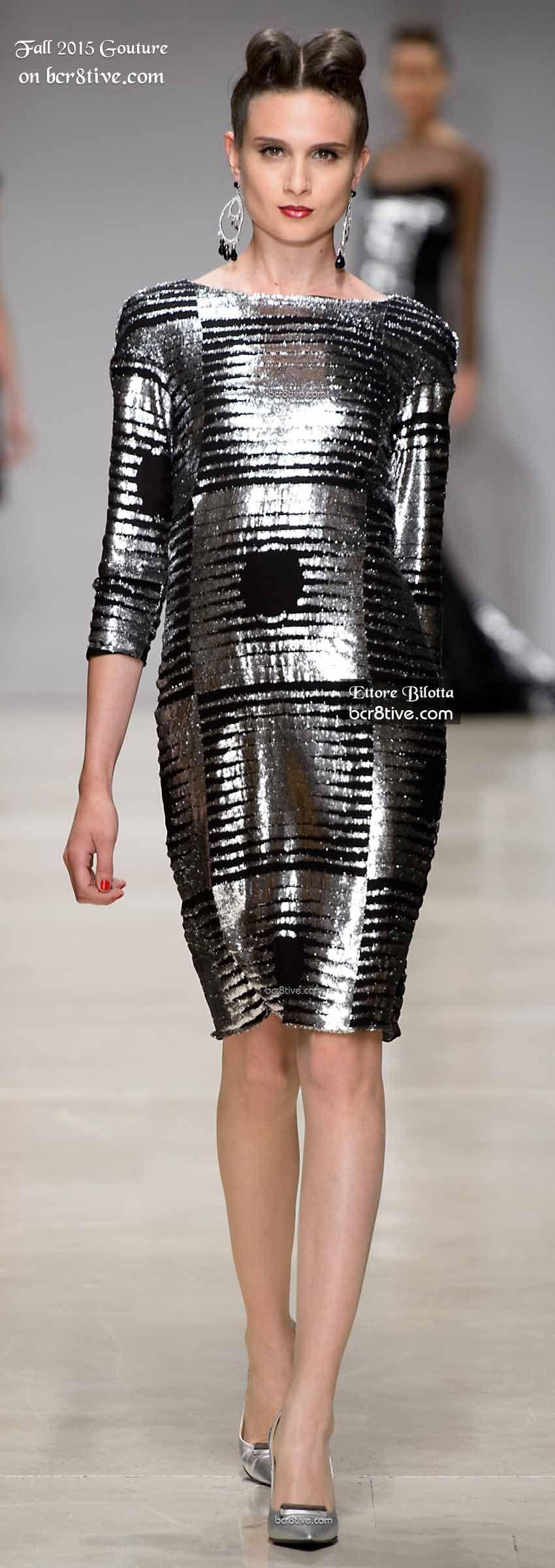 Ettore Bilotta Couture Fall 2015-16