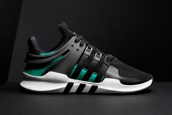 adidas eqt adv black white