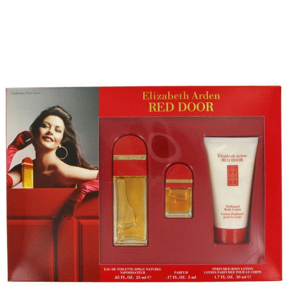 Red Door By Elizabeth Arden Gift Set 85 Oz Eau De Toilette Spray