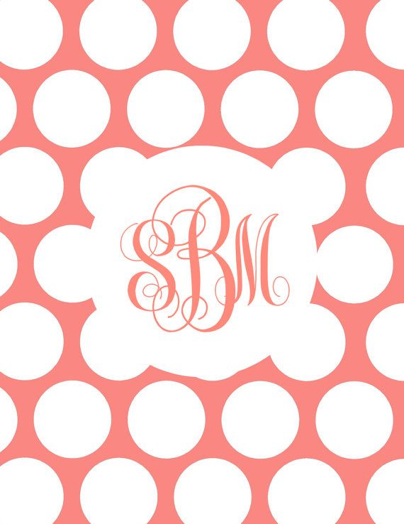 creator of iphone monogram background or binder cover by downloadabledesigns 9344