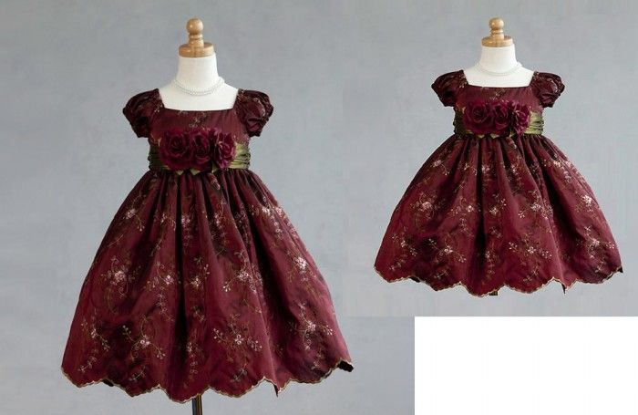 Näbbklänning   festklänning Evelina - vinröd  9cb9730d2fed8