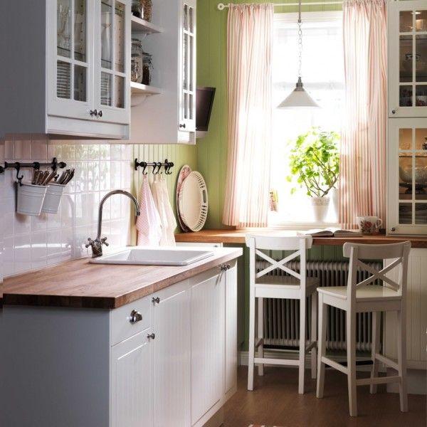 Tresen Vor Fenster Kuche Kitchen Ikea Kitchen Und Kitchen Design