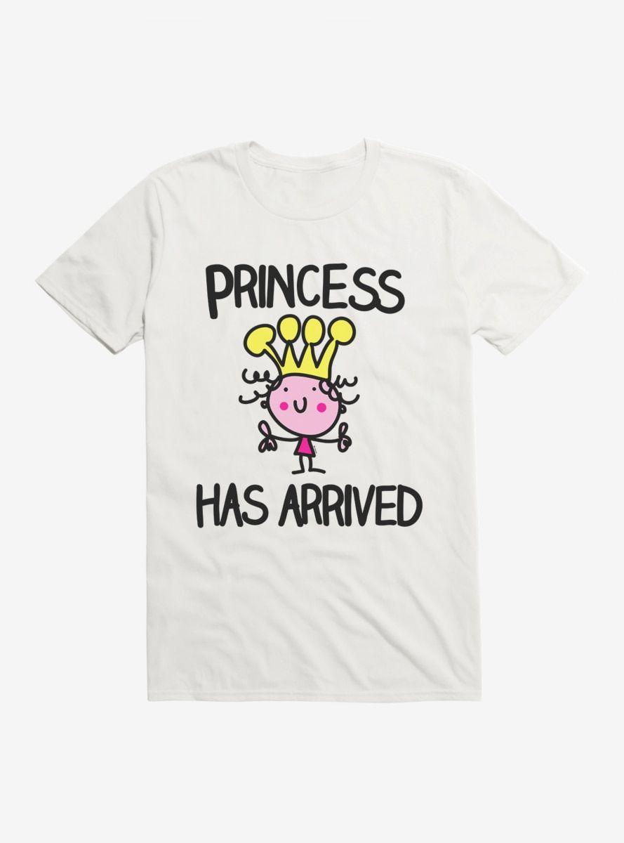 i-Create Princess Has Arrived T-Shirt