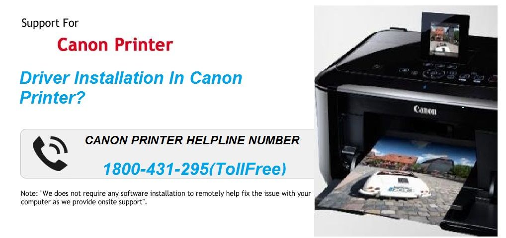 How to Install Canon Printer Driver Installation on Windows