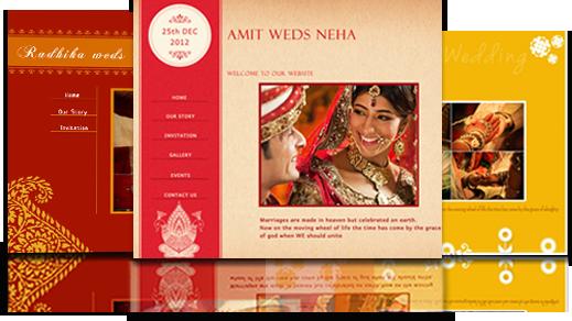 Pin By Saranya S On Wedding Card Pinterest Free Wedding Websites