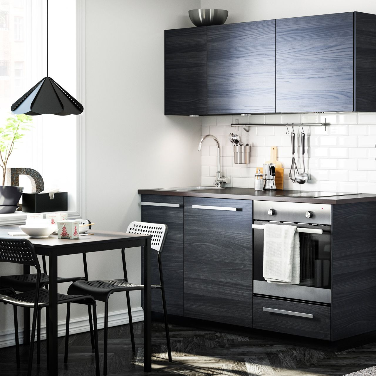 Ikea kitchens hittarp landhausstil kueche - Small Space Big Impact Featured Products Tingsryd G Rlig Jonosf R T Rend Source Everyday