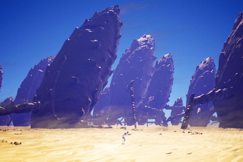 Alpha Alien landscape in 2020