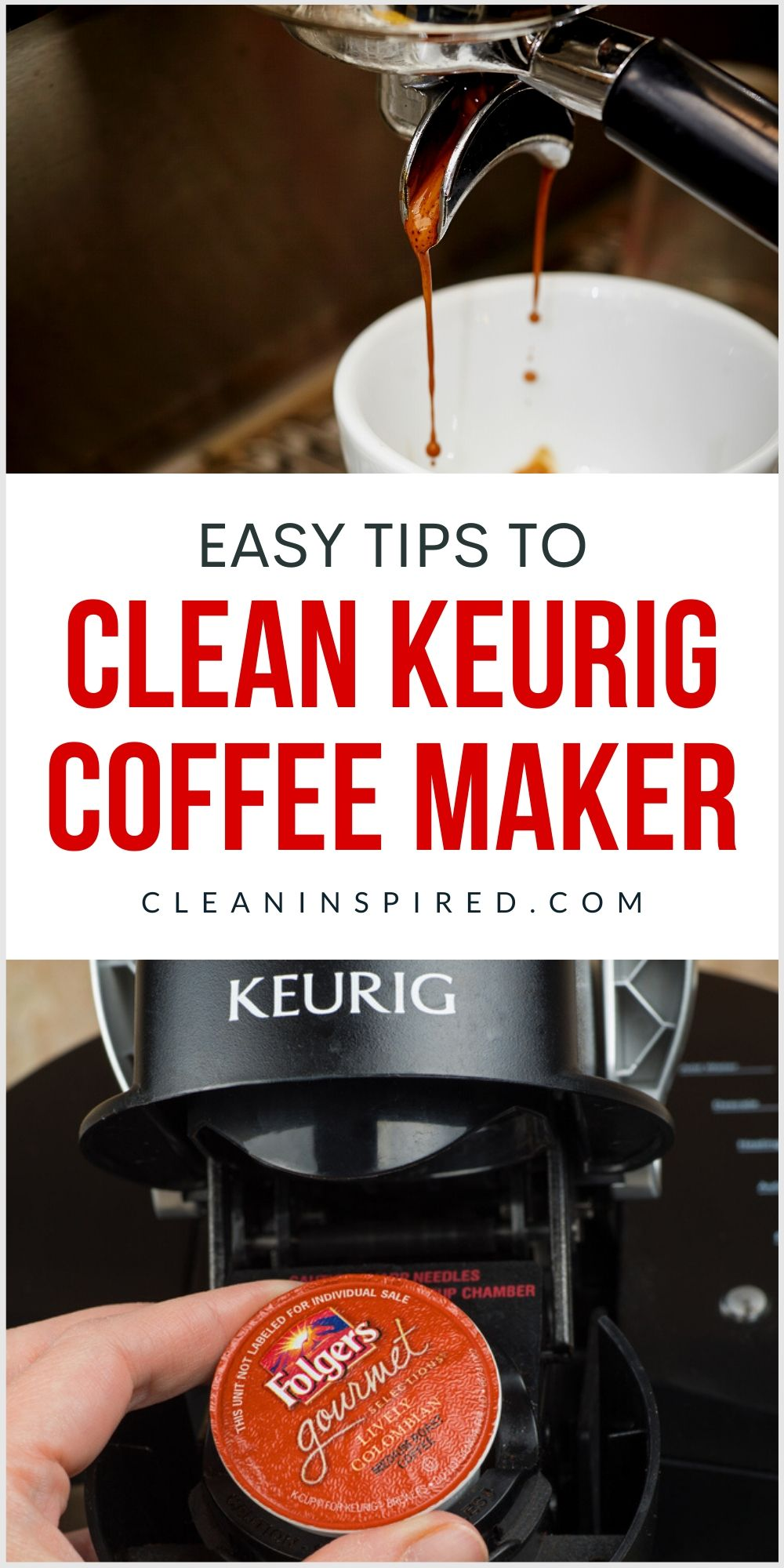 How to Clean a Keurig Coffee Maker in 2020 Keurig coffee