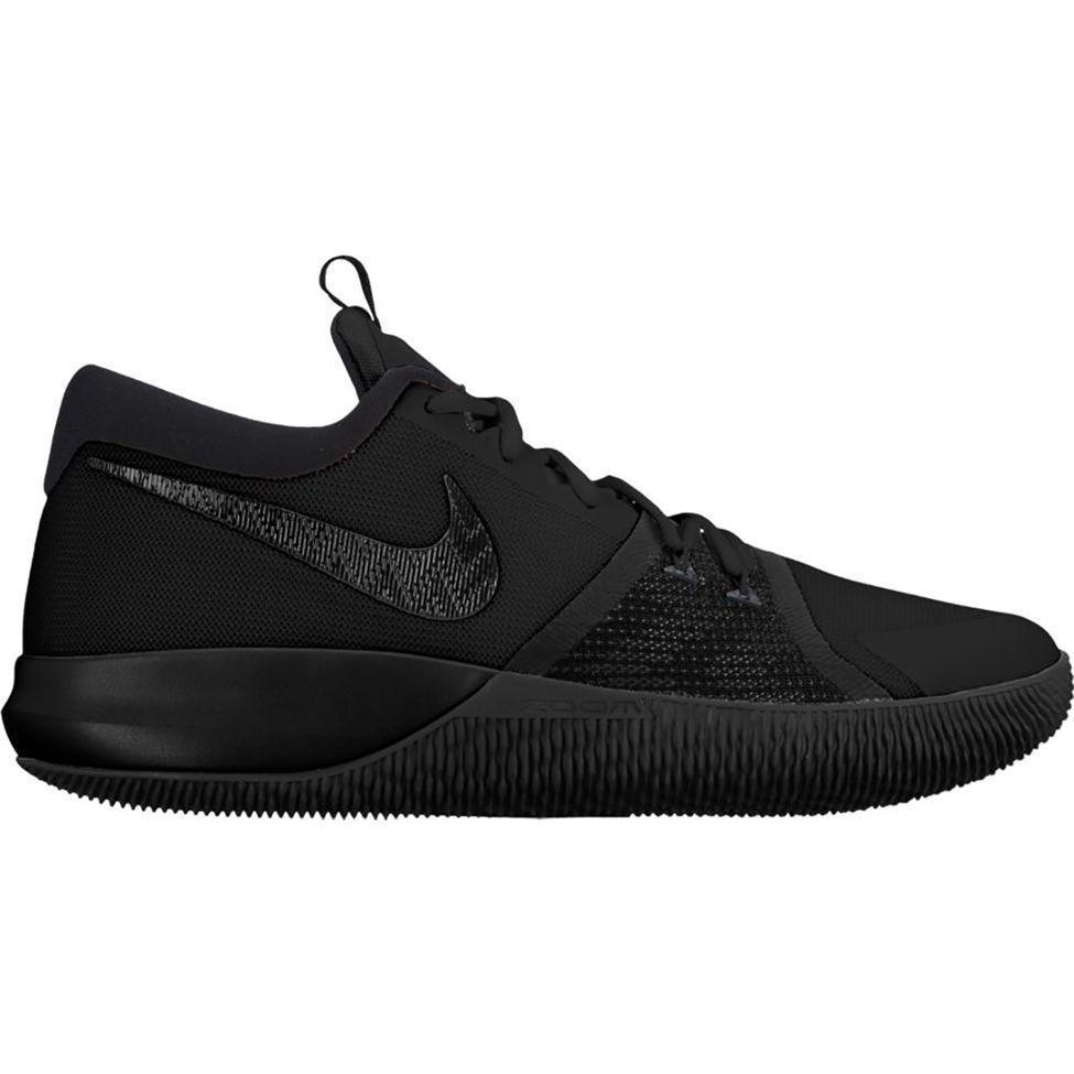 f05c0fe7e365 Nike Zoom Assersion Mens Basketball Shoes 11 Black Anthracite  Nike   BasketballShoes