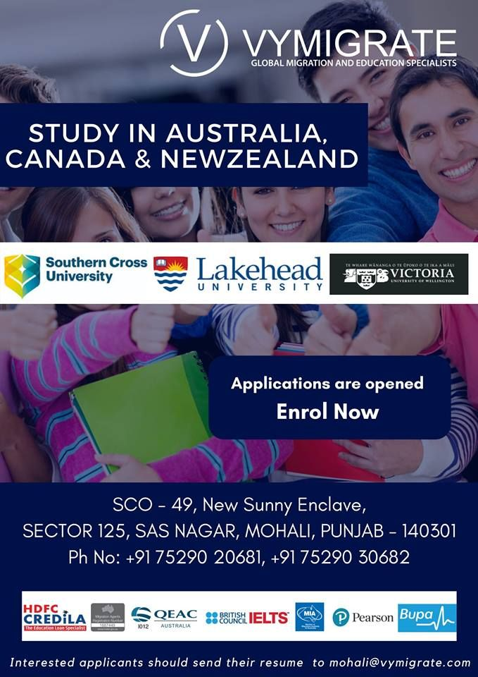 STUDY IN AUSTRALIA, CANADA & NEW ZEALAND ☑️ Southern Cross