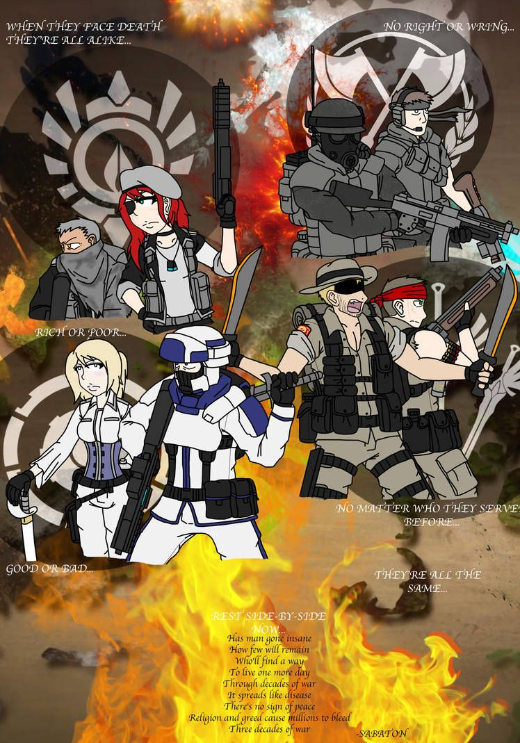 Rwby The Great War By Bloodysoldier007 Rwby Rwby Characters Anime