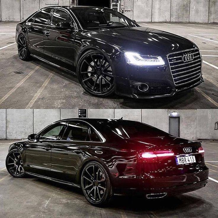 Audi A8 AUDI HOODIES -> LINK IN@audi.pageBIO _ [ Photo Via