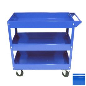 Excel 30 7 In Utility Cart Tc301a Blue Tool Cart Utility Cart