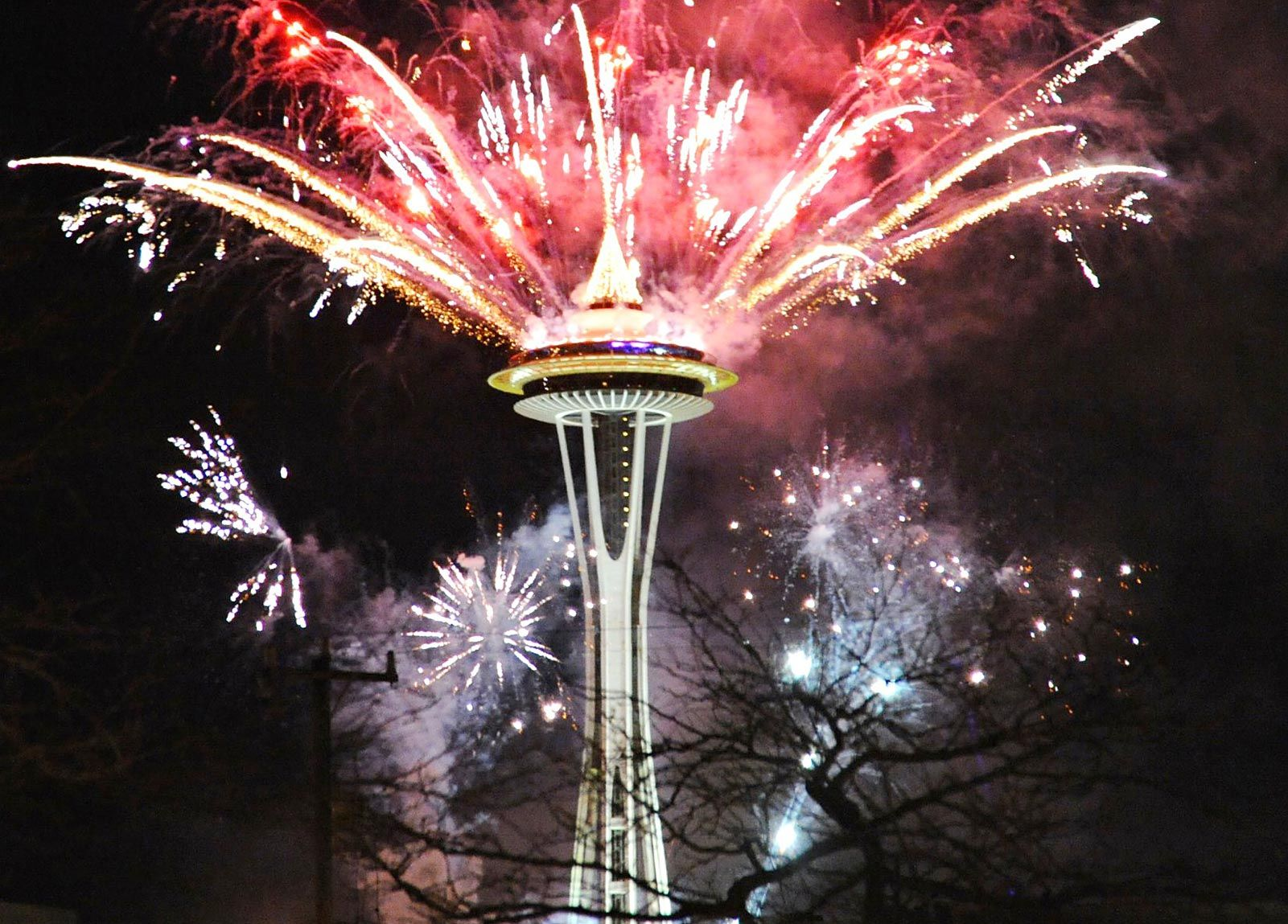 Things To Do On Nye In Seattle New Years Eve Events Seattle Events Newyear